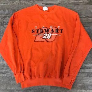 Vintage Tony Stewart Crewneck Sweatshirt